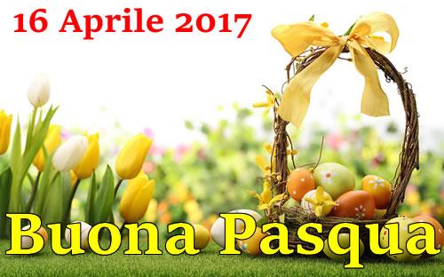 Auguri Di Pasqua 2017