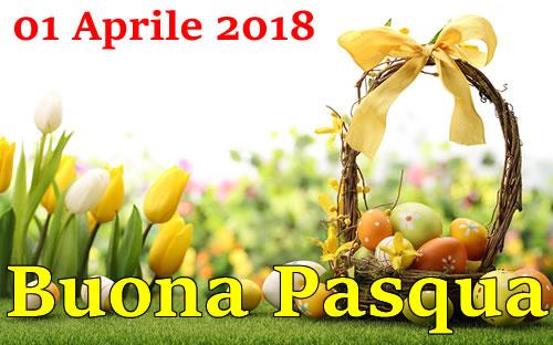 Auguri Di Pasqua 2018
