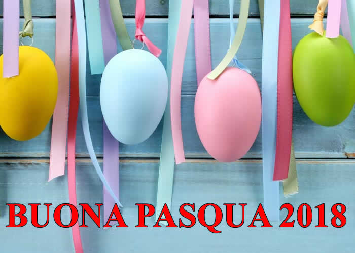 Buona Pasqua 2018