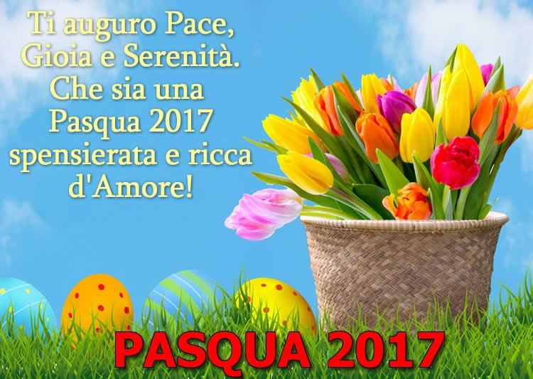 Pasqua 2017