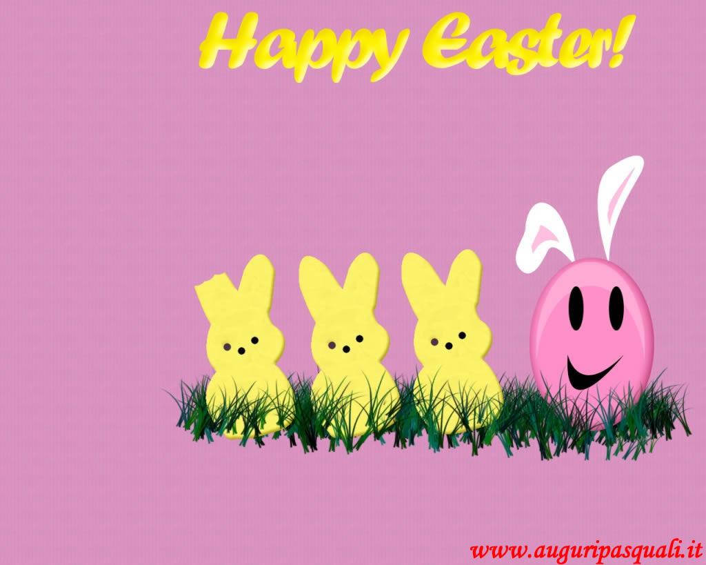 Sfondo Pasqua Divertente